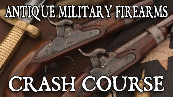 Defining Antique Military Arms