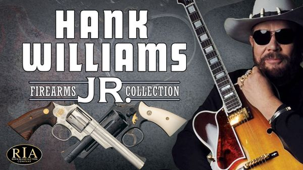 Selections from the Hank Williams Jr. Gun Collection