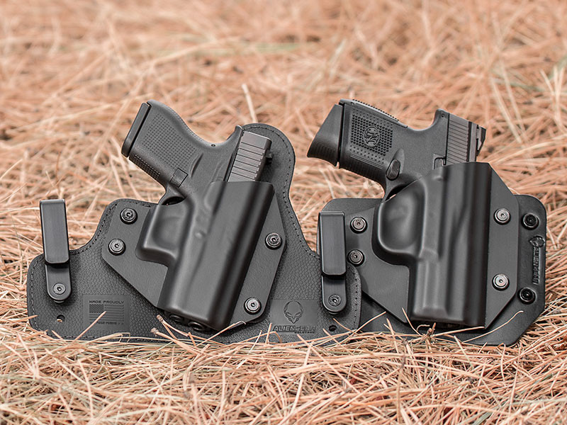 IWB vs OWB Holsters For Concealed Carry: Which Is Better?