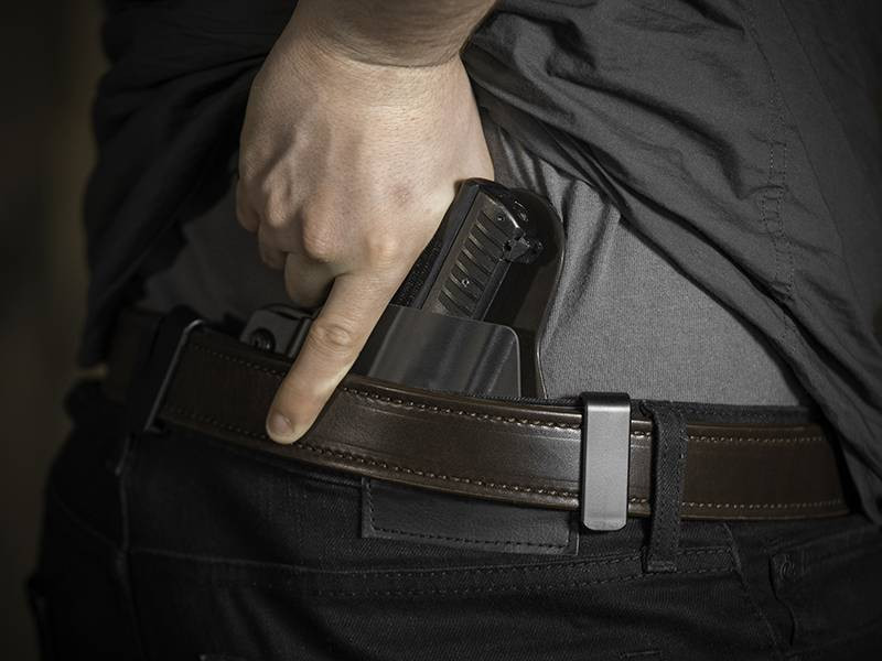 The New Gun Owner's Guide To Holsters